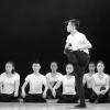 自贡首届现代舞培训汇报演出